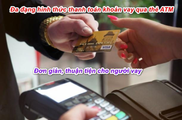 thanh toán khoản vay