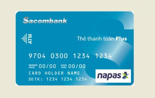4 bước vay tiền qua thẻ ATM Sacombank nhanh nhất